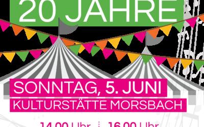 20 Jahre Musikschule Morsbach