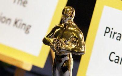 Rauschende Oscar Nacht