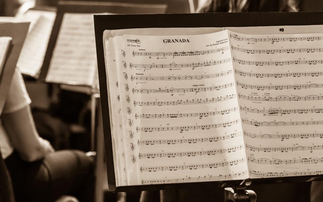 Dirigenten- / Orchesterworkshop 2019
