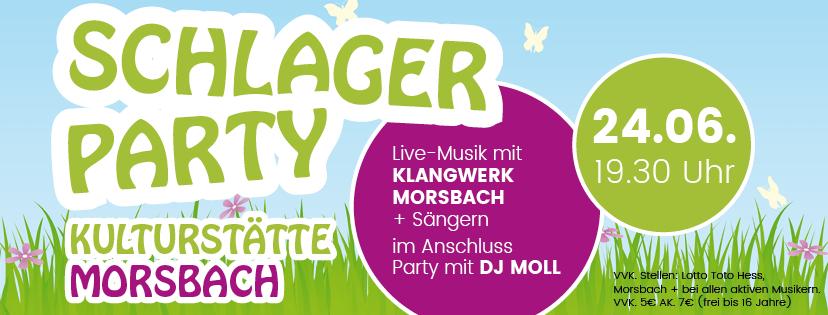 """Konzert """"Schlagerparty"""""""